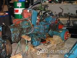 Hanomag Granit 500 / 1 in Teilen zu Verkaufen Foto 4