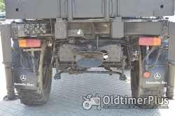 Mercedes Unimog 1500 mit Kran, Gesamt nur 7500 KG Foto 6