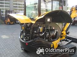 JCB 8026 Minibagger Vorführmaschine mit Powertilt Foto 10