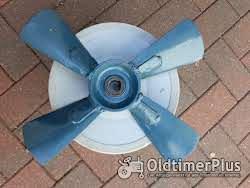 Lüfterflügel für Kühler Lanz D 5506 Seitenglühkopf Foto 2
