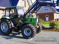 Deutz DX 3.65 +Frontlader