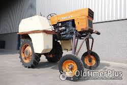 Fiat Universal 640 High Clearance Tractor (copy Fiat tractor) foto 3