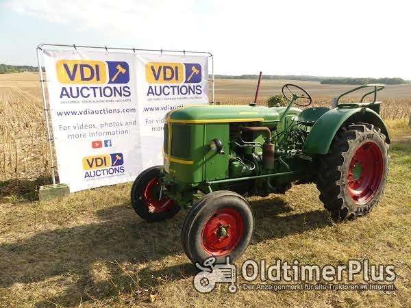 Deutz F2l514 VDI-Auktionen Februar Classic Traktor 2019 Auktion in Frankreich  ! foto 1
