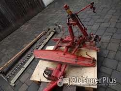 Eicher Mähbalken Typ Mörtl für Eicher  Königstiger 74 Typ3253 Foto 3