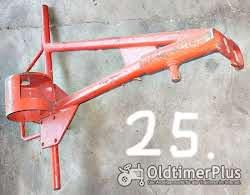 Eicher Mähwerk, Teile, Ersatzteile, Mähwerkrahmen, usw. Foto 10