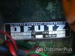 Deutz F1L712 / 1 Foto 5