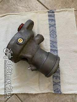 Deutz F1M414 Brockenhexe Primus 11er Deutz F2M414 Wasserpumpe Foto 2
