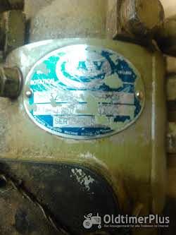 Perkins Einspritzpumpe für motor 4 Zyl Foto 2