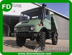 Mercedes Unimog 407 Agrar im Sammlerzustand , H-Zulassung möglich