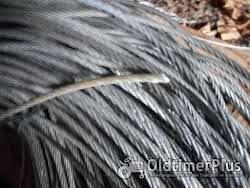 Drahtseil 4mm , ca 1500m lang Stahlseil Stahldrahtseil Foto 3