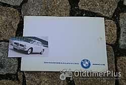 Betriebsanleitung BMW 3.0 CS / CSi 1973 E9 Coupé Foto 2