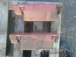 IHC Front- oder Koffergewichte