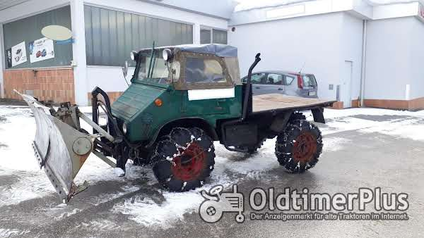 Mercedes UNIMOG Typ 411 a photo 1