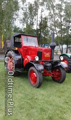 LANZ Lanz Bulldog 9506 Verkehrs Bulldog