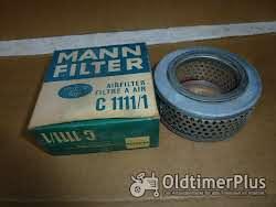 Mann C1111/1 Luftfilter C1111/1