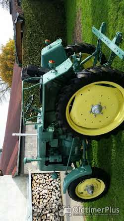 MAN Zugmaschine Ackerschlepper B18A Foto 4