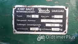 Bautz 200 D Foto 3