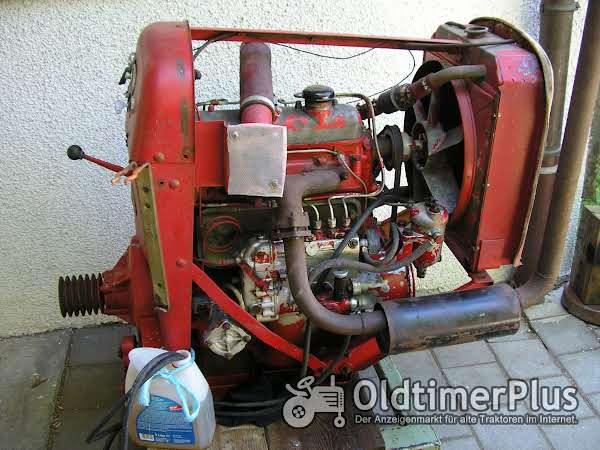Daimler-Benz Motor OM 636 Foto 1