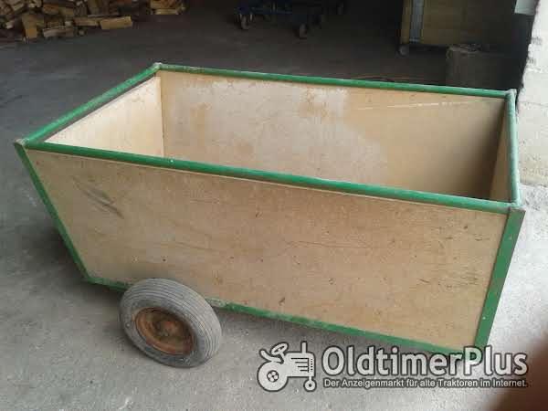 Futterwagen Foto 1