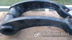 Hanomag Hubarm Hydraulik Krafthebearm links und rechts Foto 3