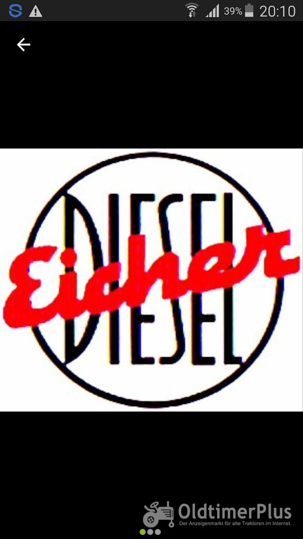 Eicher ED 13 Foto 1