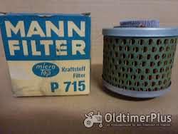MANN Kraftstofffilter P 715