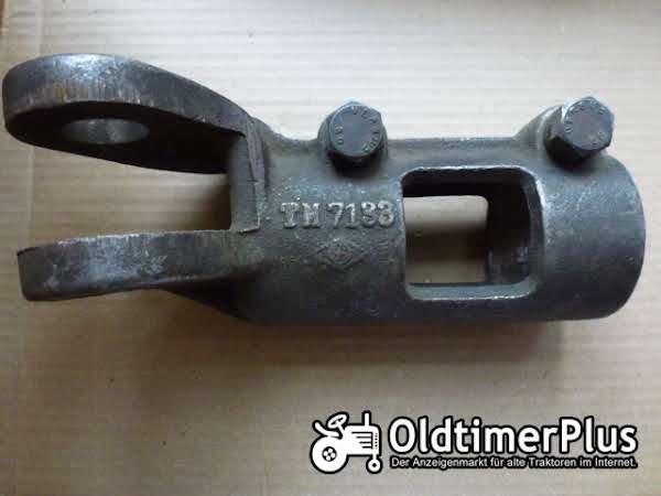 Stockey Schmitz Lagerkopf 5180021=TM7133 für D 15 Foto 1