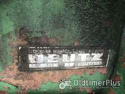 Deutz D25 Foto 6