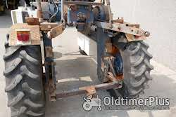 Fiat Universal 600 High Clearance (copy Fiat tractor) Foto 6