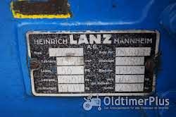 LANZ D5006 m Anhänger Foto 7