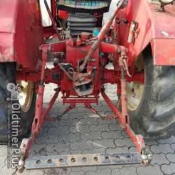 IHC 633 Frontlader Hyd. photo 9
