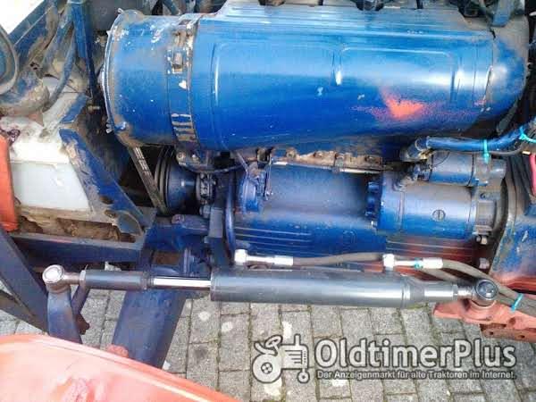 AHS Hydro Vollhydraulische Hydrostat Lenkung Same Falcon Same Minitauro Foto 1