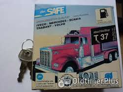 Safe T 37 (Fa.Blau) Tankdeckel abschließbar Foto 2