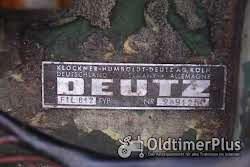 Deutz F1L 612 Foto 4
