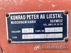 Konrad Peter (Schweiz) Schnee-Räumschild EF-S REF 85 Foto 3