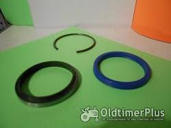 STOLL Dichtsatz Kolbenstange 60 mm Orginal Nr. Dichtsatz Kolbenstange 60 mm Nr.043240 3 Teilig Foto 3