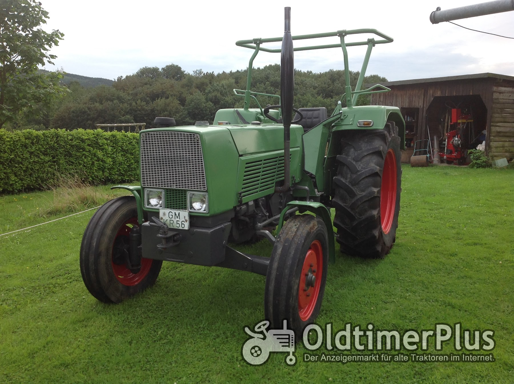 Fendt Farmer 5 S Turbomatic
