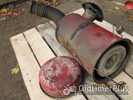 Deutz 912 Motor Luftfiltergehäuse Foto 1