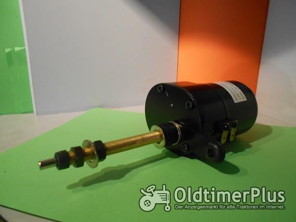 Unbekannt Scheibenwischermotor Foto 1