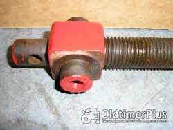 Fahr-Kreiselheuer KH4S Verstellspindel Foto 3