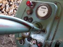 MAN -Schlepper Traktor 25 PS Sehr guter Originalzustand mit passendem Anhänger Foto 8