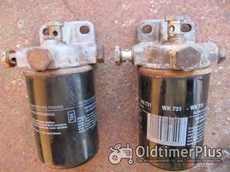 Deutz Kraftstofffilterhalter Foto 1