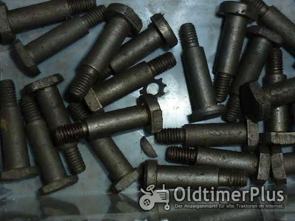 Claas Consul  Ersatzteile für Claas Consul Mähdrescher  Foto 1