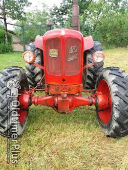 Nuffield 10/60 4wd