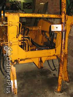 Unimog 406 Unimog Frontlader Foto 4