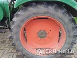 Fendt Farmer 3 S mit Frontlader Foto 5