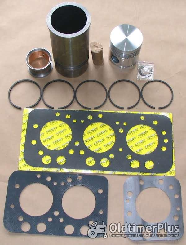 MWM/Fendt Ersatzteile für MWM Motoren Bj. vor 1980 Foto 1