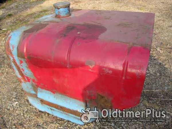 IHC Diesel Tank Foto 1