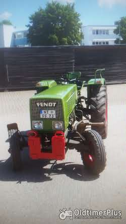 Fendt Farmer 1D Foto 2
