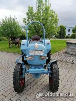 Eicher ES 400 Schmalspur (orig. 3972 Std.) Foto 5